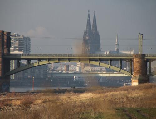 Kinderfreizeitgruppe erobert den Rhein 2020
